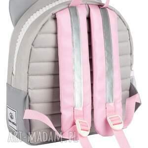 szare plecaczek wyjątkowy plecak przedszkolny