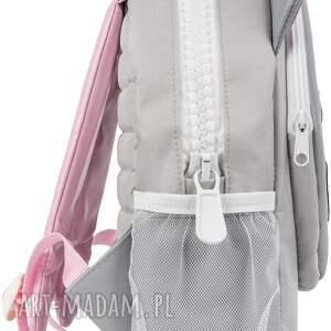 KukuPacks Wyjątkowy plecak przedszkolny i szkolny - króliczek przedszkole