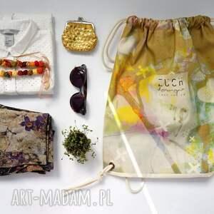 niesztampowe plecaki eco zuch dziewczyna plecak / worek