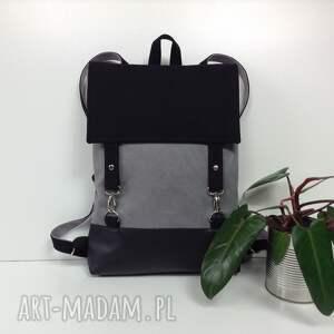 niebanalne plecak na laptopa