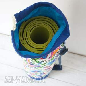 pilates podróżne bawełniany worek - pokrowiec