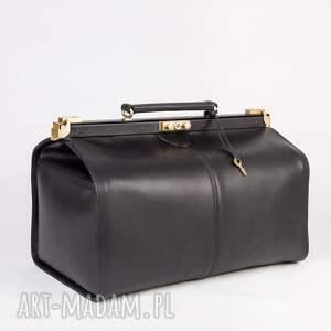 oryginalne podróżne kufer skórzany podróżny/ torba