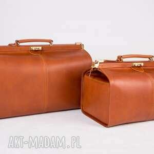 ciekawe podróżne kufer skórzany podróżny/ torba