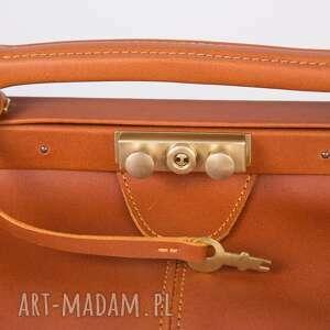 skórzana torba podróżne skórzany kufer podróżny/