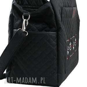 pikowana podróżne torba sportowa love sport 377