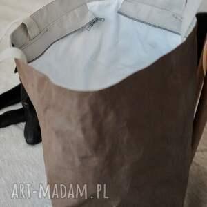 awangardowe podróżne washpapa torba xxxl z zamkiem