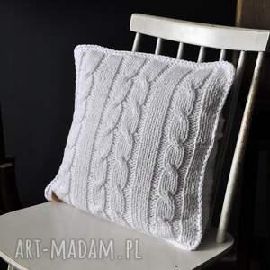 poduszka poduszki biała poszewka