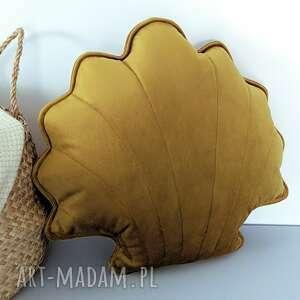 poduszki poduszka dekoracyjna duża muszla