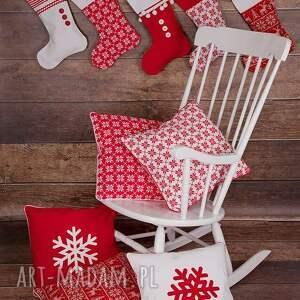 pomysł na prezent pod choinkę idą święta!!! świąteczne poszewki
