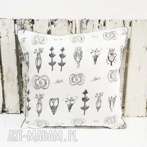 majunto poduszki: Komplet poduszek ozdobnych - 4 sztuki od - ręcznie robione dekoracyjne