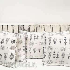 niebanalne poduszki komplet poduszek ozdobnych