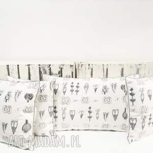 majunto poduszki: Komplet poduszek ozdobnych - 4 sztuki od - ręcznie robione zestaw