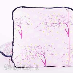 gustowne poduszki różowe-poduszki komplet 2 różowych poduszek 50x50cm