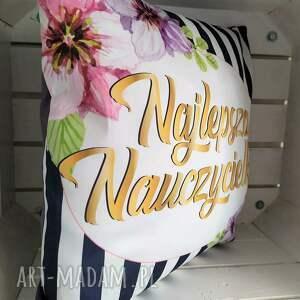 poduszki: Poduszka dla Nauczycielki