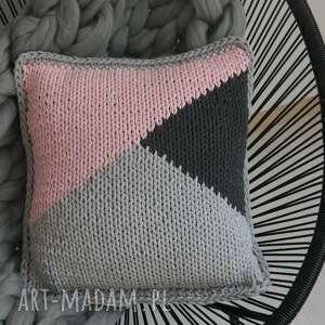 handmade poduszki boho poduszka