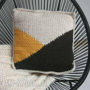 niesztampowe poduszki kolory poduszka boho