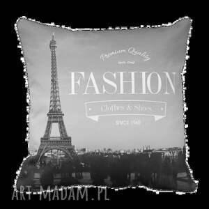 ArtMini poduszki: poduszka dekoracyjna paris fashion retro vintage 6141 - ręcznie zrobione