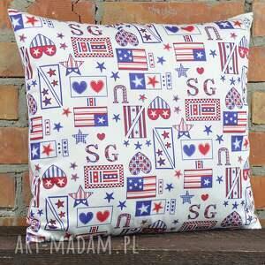 wyjątkowe poduszki bawełna poduszka dekoracyjna z motywem