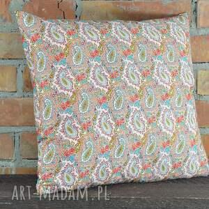 poduszki dekoracja poduszka dekoracyjna dwustronna, uszyta