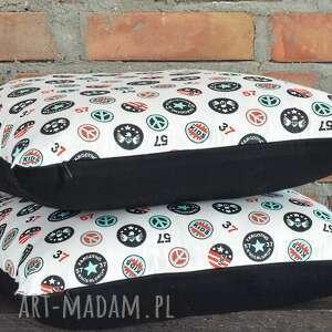 prezent poduszki poduszka dekoracyjna z motywem
