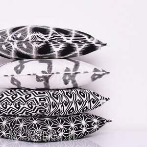poduszki poduszka-ozdobna poduszka diamond - black 50x50cm