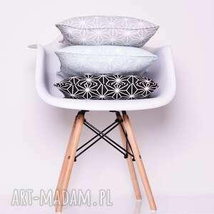 poduszka 40x40 poduszki diamond - grey 40x40cm
