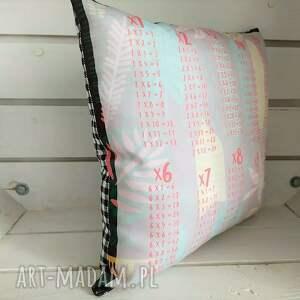 poduszki edukacyjna poduszka tabliczka