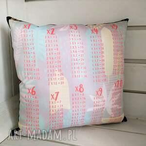 ręczne wykonanie poduszki poduszka edukacyjna tabliczka
