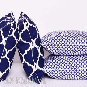 poduszki poduszka fresh navy blue 40x40cm