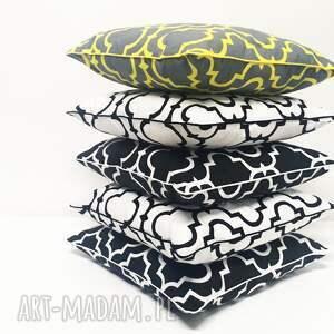 poduszka koniczyna poduszki marrakech collection poszewka uszyta z bawełny