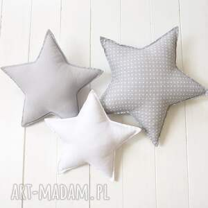 intrygujące poduszki gwiazdka poduszka