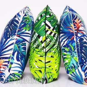poduszki poduszka-w-liście poduszka jungle 40x40cm