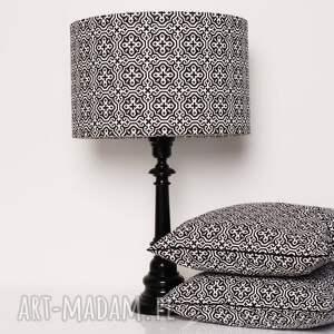 ręcznie zrobione poduszki poduszka marrakech black 40x40cm