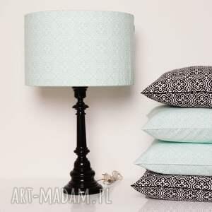 ręcznie zrobione poduszki poduszka marrakech mint 40x40cm
