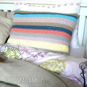 ręcznie robione poduszki poduszka multikolor no