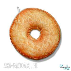 gustowne poduszki poduszka pączek donut doughnut