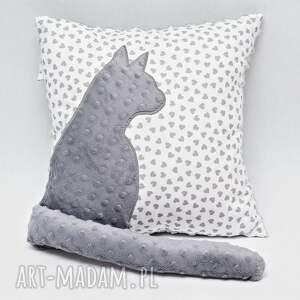 poduszka z-ogonem poduszki z kotkiem i ogonem