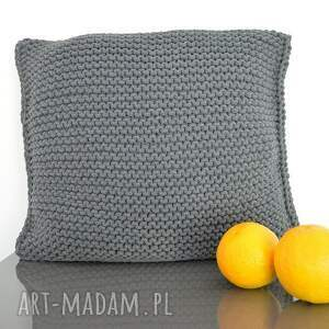 ze-sznurka-bawełnian poduszki poduszka ze sznurka bawełnianego