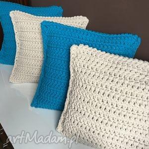 poduszki poszewka poduszka ze sznurka bawełnianego