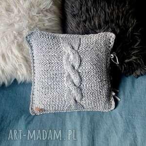ręcznie wykonane poduszki poszewka na poduszkę