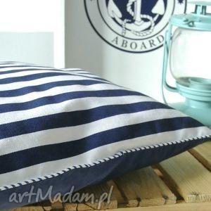 poduszki poduszka poszewka na poduszkę w stylu marine