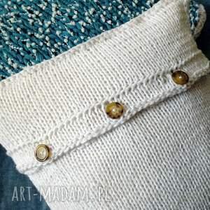 poduszki: poszewka na poduszkę - nadutach sofa