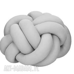 efektowne poduszki ręcznie pleciona dekoracyjna