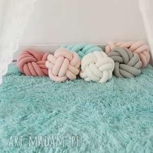 - poduszka supeł knot cushion
