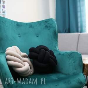 knot cushion poduszki poduszka supeł jest miękka przytulna