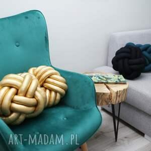 unikalne poduszki styl skandynawski ręcznie pleciona dekoracyjna