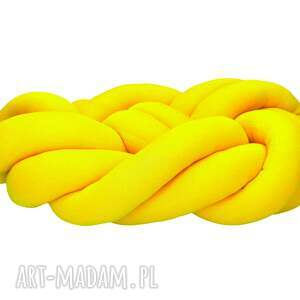 unikatowe poduszki knotpillow ręcznie pleciona dekoracyjna