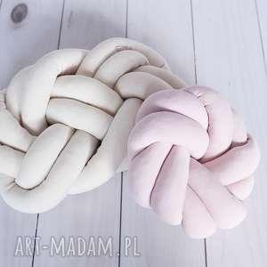poduszka-węzeł poduszki ręcznie pleciona dekoracyjna