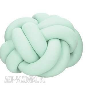 atrakcyjne poduszki knotpillow ręcznie pleciona dekoracyjna