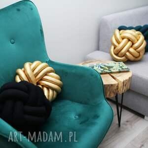 Y O U L I N K A poduszki knot cushion ręcznie pleciona dekoracyjna